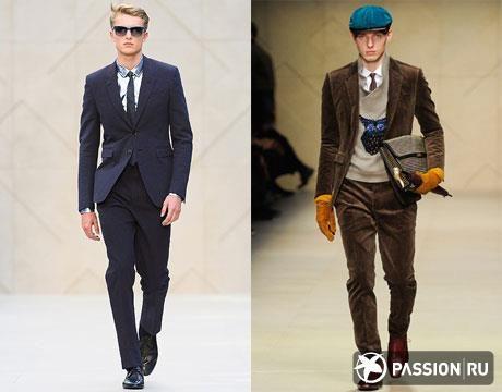 Мужские костюмы самые модные
