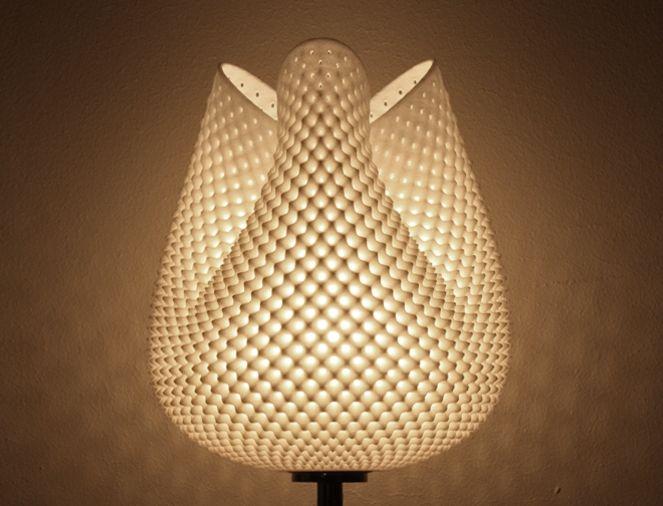 235 best 3D Printed Lamp & Lighting Ideas images on Pinterest ...
