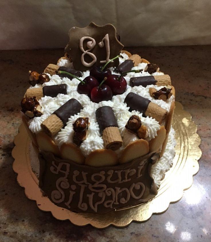 Gli 81  anni di mio suocero