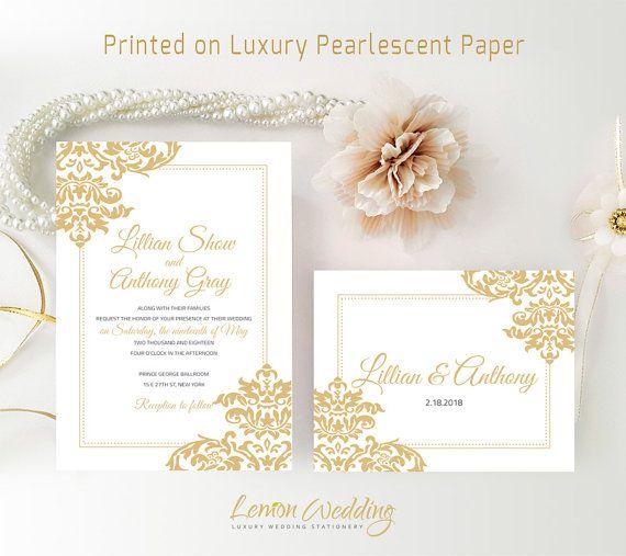 1000+ Ideas About Cheap Wedding Invitations On Pinterest