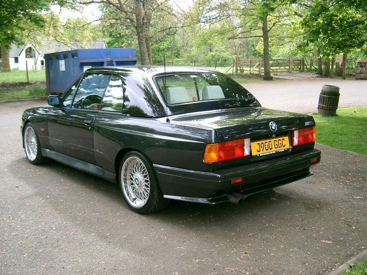 Hardtop On M3 E30 Convertible With Images E30