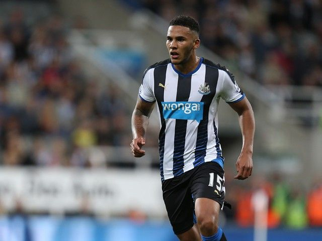 """Newcastle United's Jamaal Lascelles: """"We need to play with more heart"""""""