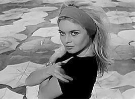 In Love With the Classics • magotrobbie: Brigitte Bardot in the 60s.