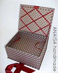 """ANA ISA Handmade: """"Royal Peacock"""""""