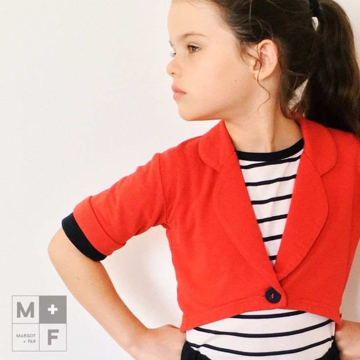 Does your little girl love fashion? Do you have a thing for classic styles with a retro twist? We can help! MARGOT + FAR offers a new take on premium, trans-seasonal cothing for boys and girls aged 3-8. Our children's wear is made responsibly in New Zealand from ethically sourced fabrics (organic cottons and sustainable bamboo) – and it's super cute. Visit our website now and receive a discount when you sign up for our newsletter. Featured here: MARGOT + FAR Delta tee and Alpha jacket