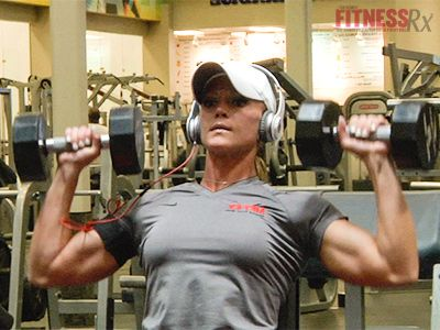 Nicole Wilkins Better Than Ever, Part 5: Shoulder Training with Hany Rambod. Building, Balancing & Streamlining. Two-time Figure Olympia Champion and three-time Figure International Champion NICOLE WILKINS is just a handful of days away from the biggest show of her career.
