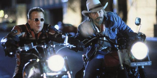 Harley Davidson and the Marlboro Man (1991)  dir.  Simon Wincer