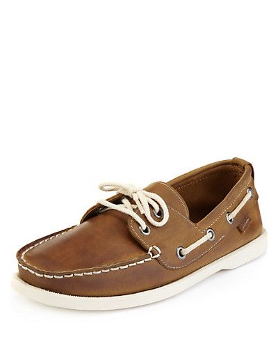 Suede Boat Shoes Clothing