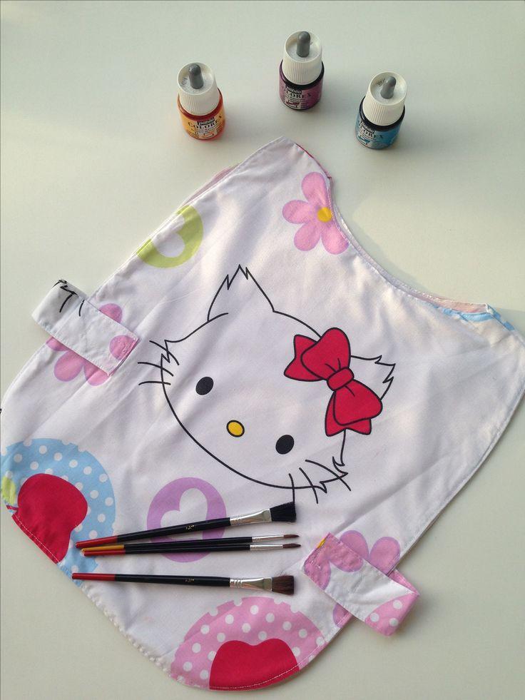 Les 25 meilleures id es concernant tablier peinture enfant sur pinterest co - Idee peinture enfant ...