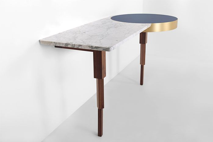 Chance Encounter - Doshi Levien CONSOLE FOR GALERIE KREO