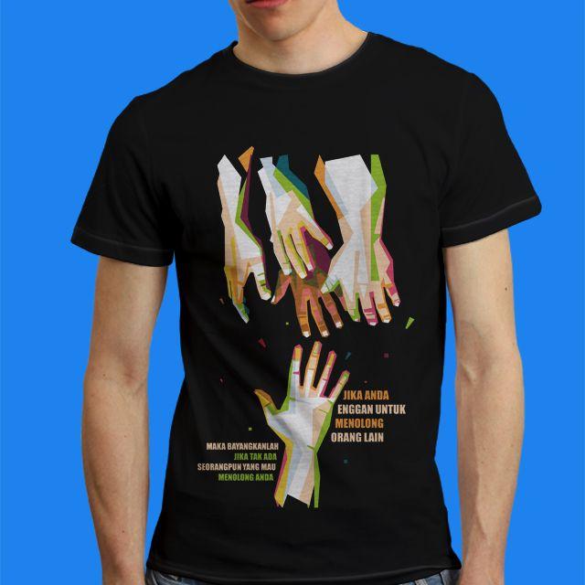 Bantu Sesama by Indra Risky - http://teeslamic.com/bantu-sesama-by-indra-risky/ Gunakan kupon POTONG20K untuk dapat potongan Rp 20.000,-  #WearYourDakwah #Teeslamic #KaosDakwah
