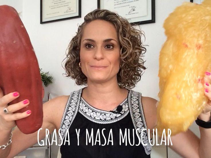 En este video te explico como el peso es muy relativo, lo que mas nos interesa es bajar de talla, y esto lo vamos a obtener al perder grasa y ganar músculo. ...