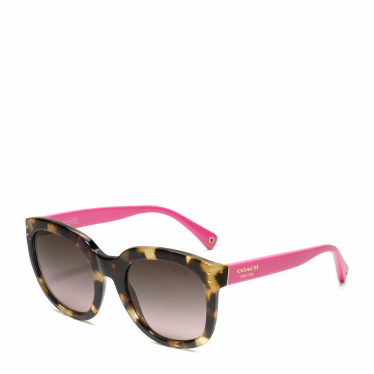 coach sunglasses outlet mxj2  Coach has everything you need for the beach, including The Casey Sunglasses  from Coach