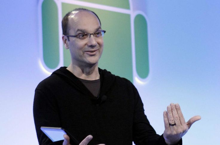 #Android Co-Founder Andy Rubin's New Company #PlayGround Global Raises $48M
