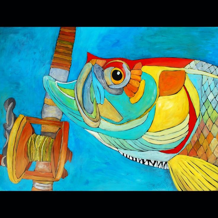 17 Best Images About Fish Art On Pinterest Watercolor