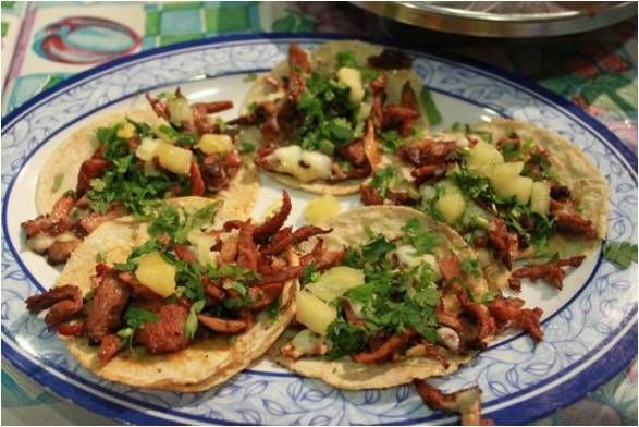Carne asada tacos. I could not live without these! You can usually ...