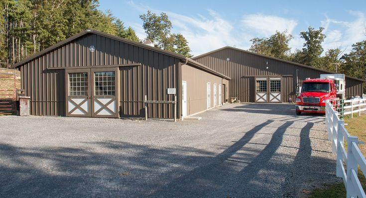 249 best farm buildings images on pinterest morton for Morton building cabin