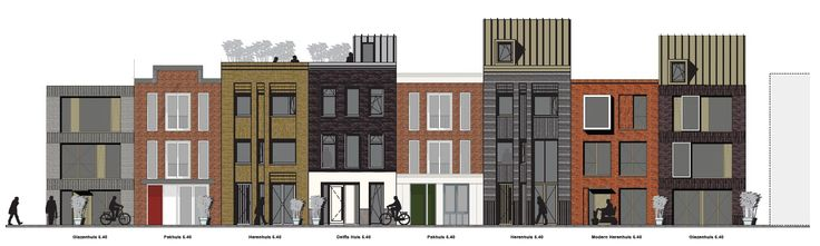 Nieuwbouw split-level woning   Het Straatje