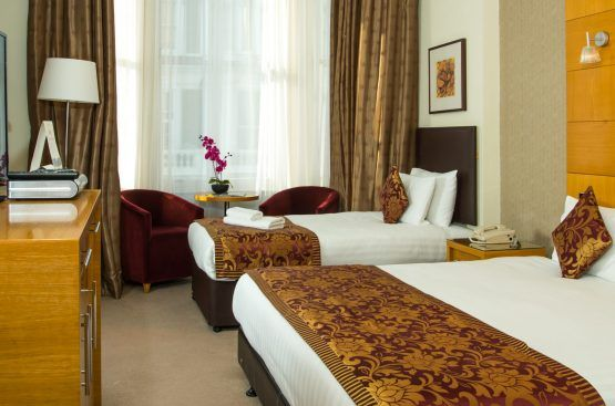 Park City Grand Plaza Hotel Kensington Central London Official