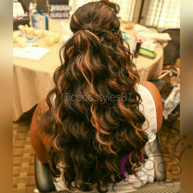 Bridal Crochet Braids, Kima Braid Ocean Wave