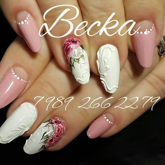 380 best zhostowo nails art images on pinterest tutorials nail great nails simple nails pink nail art pink nails stiletto nails nail arts nail ideas nail designs instagram posts prinsesfo Images