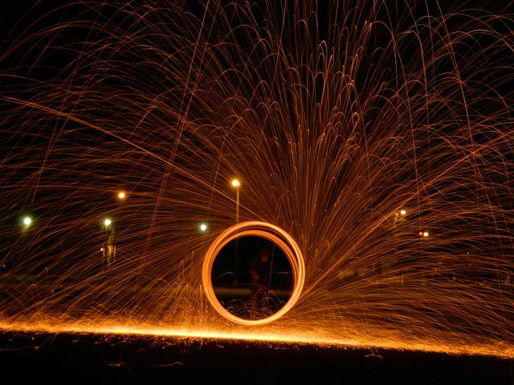 Steel Wool Photography.
