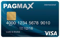PagMax - O seu cartão pré-pago aceito por toda a rede Visa e Mastercard