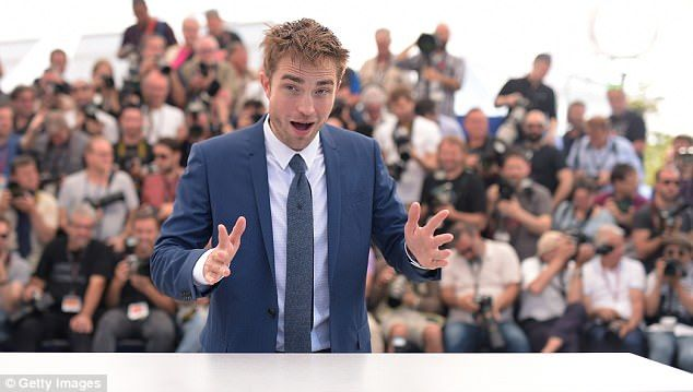 Romance: Robert Pattinson, 31, has now admitted that he is 'kind of engaged' to other half FKA Twigs, 29, while chatting on Sirius XM's The Howard Stern Show this week