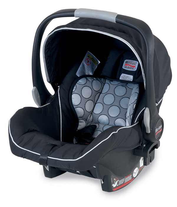 133 99 Britax B Safe Infant Car Seat Black Product Shot Baby Car Seats Safest Car Seat Infants Car Seats