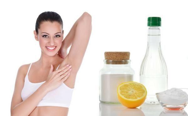 Como Hacer Desodorante Natural Con Bicarbonato De Sodio Com