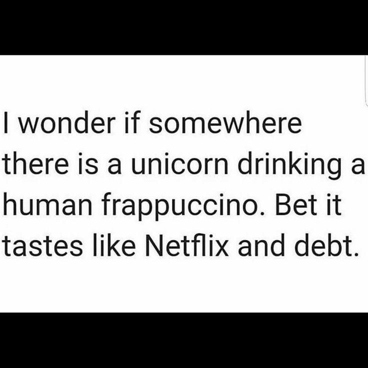Thanks @kads_ck . Gonna try it tomorrow! #meme #Starbucks #frappucino #unicorn #funny #comedy #humor #love #instagood #photooftheday #beautiful #happy #cute #followme #me #startuplife #startup #tech #technology