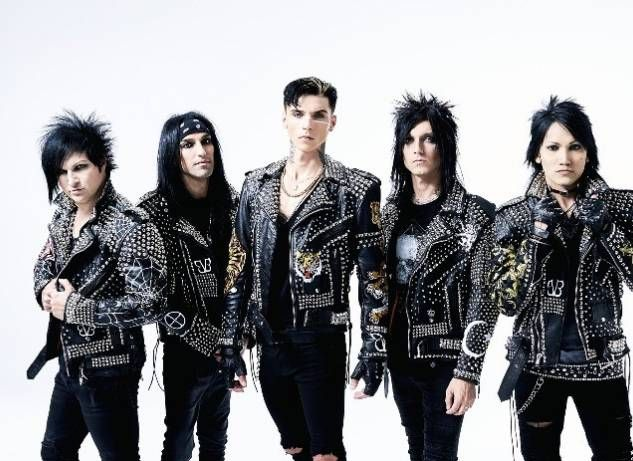 *God I love them!* Black Veil Brides want to write songs that turn people away from darkness - Features - Alternative Press