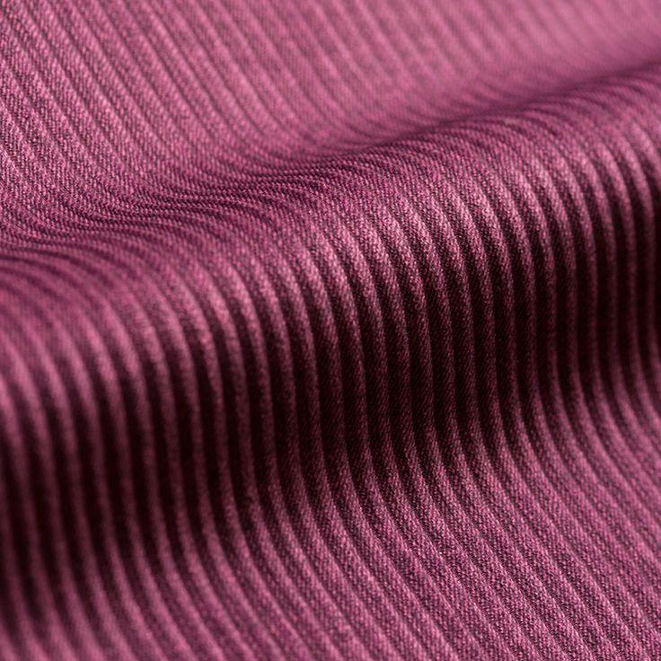 En velours côtelé et Denim large wale 100% polyester tissu de velours côtelé