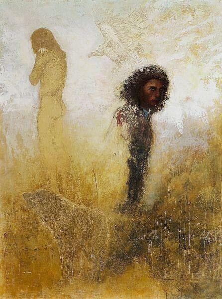 Figure Composition - Kurt Trampedach