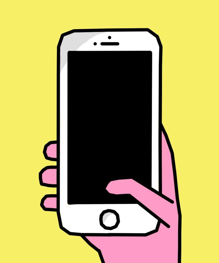 Картинки анимация сотовых телефонов