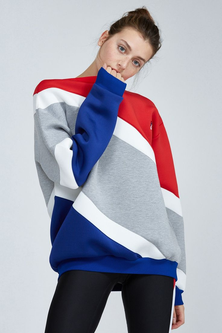 Inspiration for RR2- look @ entire collection of PE Nation! Slipstream Tri-Color Sweater