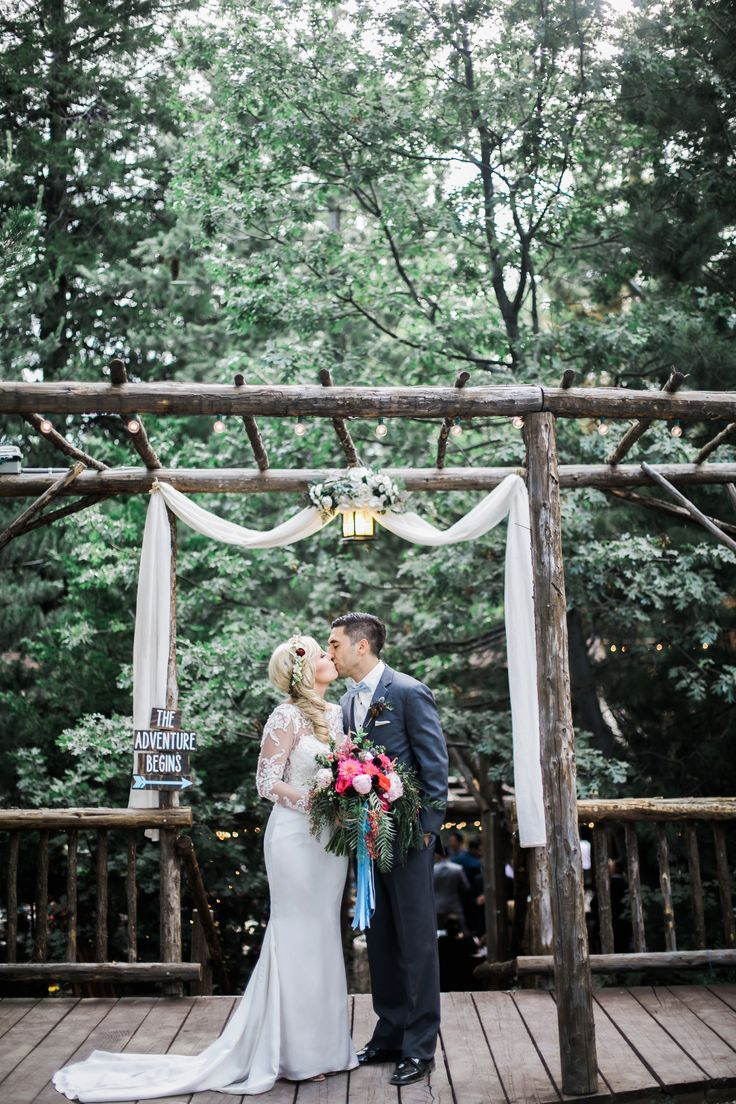 244 Best Real Weddings At Arrowhead Pine Rose Cabins Images On Pinterest