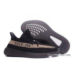 Adidas Yeezy 350 Boost V2 Black Khaki Super Deals fe440b912d
