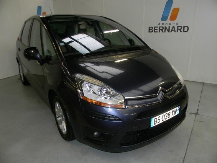 Occasion Citroen C4 Picasso 1.6 HDi110 FAP Pack Ambiance à 8490€ // Voiture occasion Grenoble