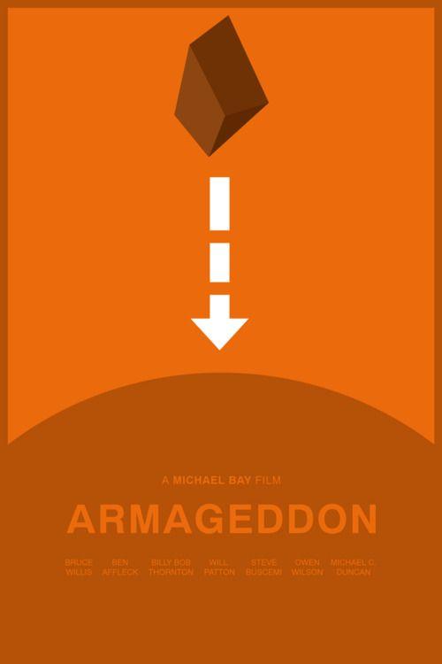 Armageddon by Foursquare