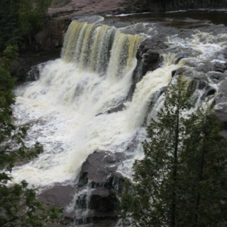 Gooseberry Falls, Two Harbors, Mn Beautiful!