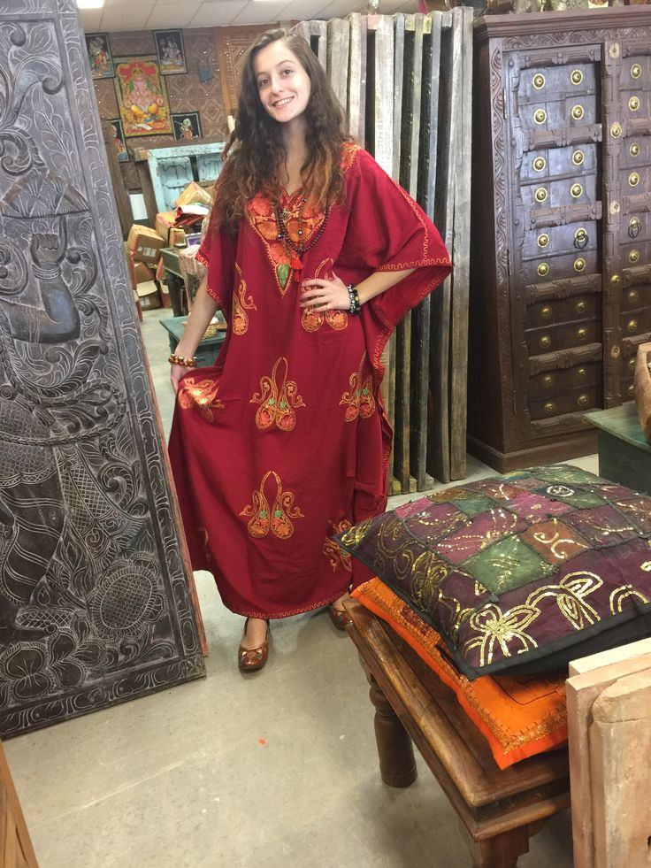Kashmiri Crewel traditional embroidered Designer Style Soft Crinkle Crepe Fabric Relaxed fit, multiple uses. Stylish caftan works as a coverup on beaches or at a resort or layer it in the colder days and style as lounge wear. Stylish and comfortable, Caftan, Christmas Gift, Boho Caftan, Festival, oversized Kimono caftan, Resort wear, Pool , Vacation Tropical , Aloha , Caribbean, Festival , Tunic, One size Dresses,Designer Caftan, Plus Size Caftan, Kashmir Embroidered, House dress, luxury…