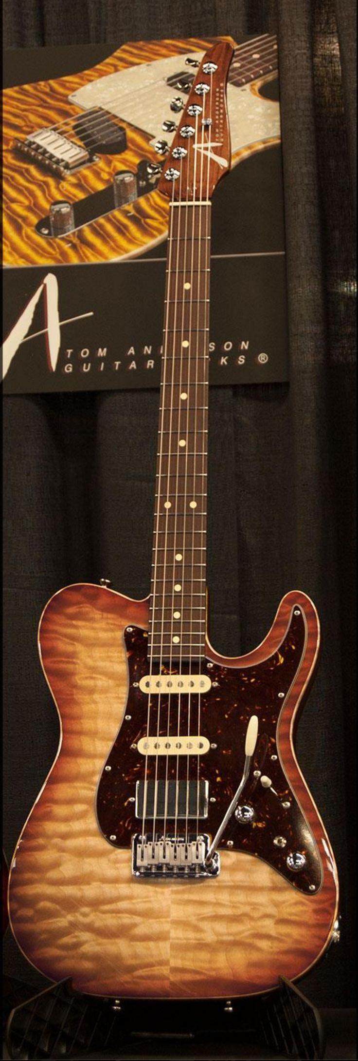 117 best images about tom anderson guitars on pinterest. Black Bedroom Furniture Sets. Home Design Ideas