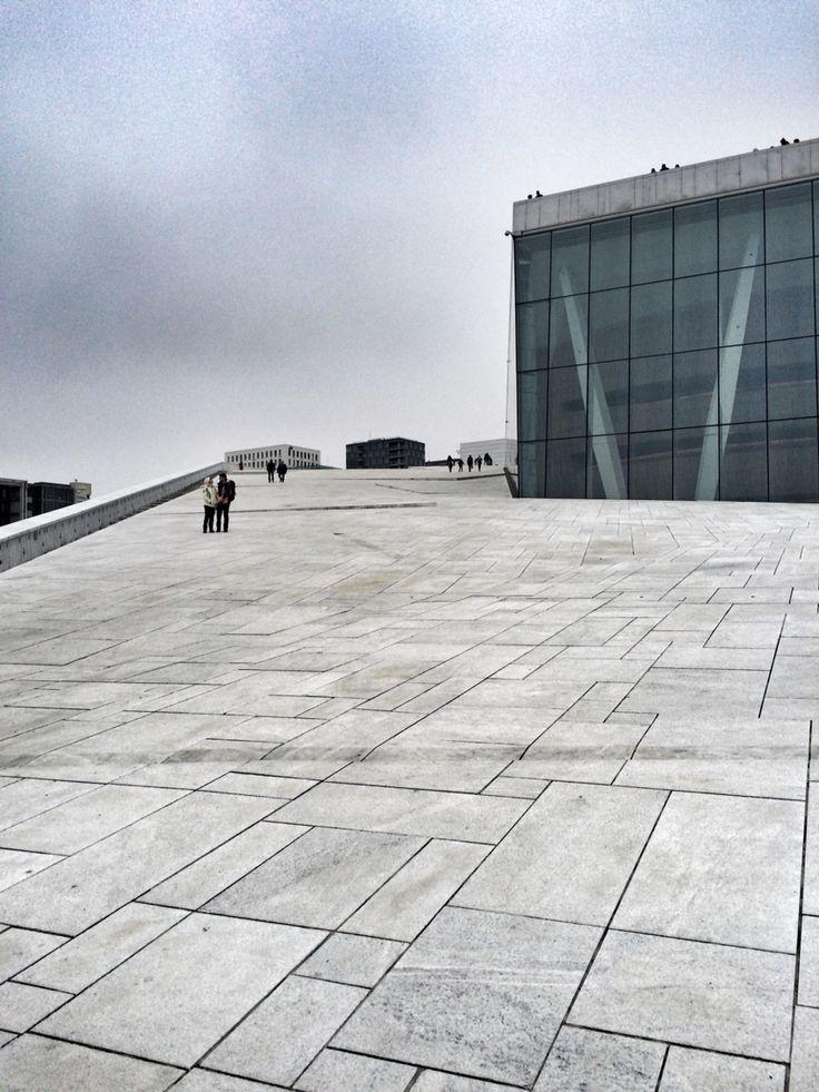 Operaen Oslo ! Picture by @villatverrteigen