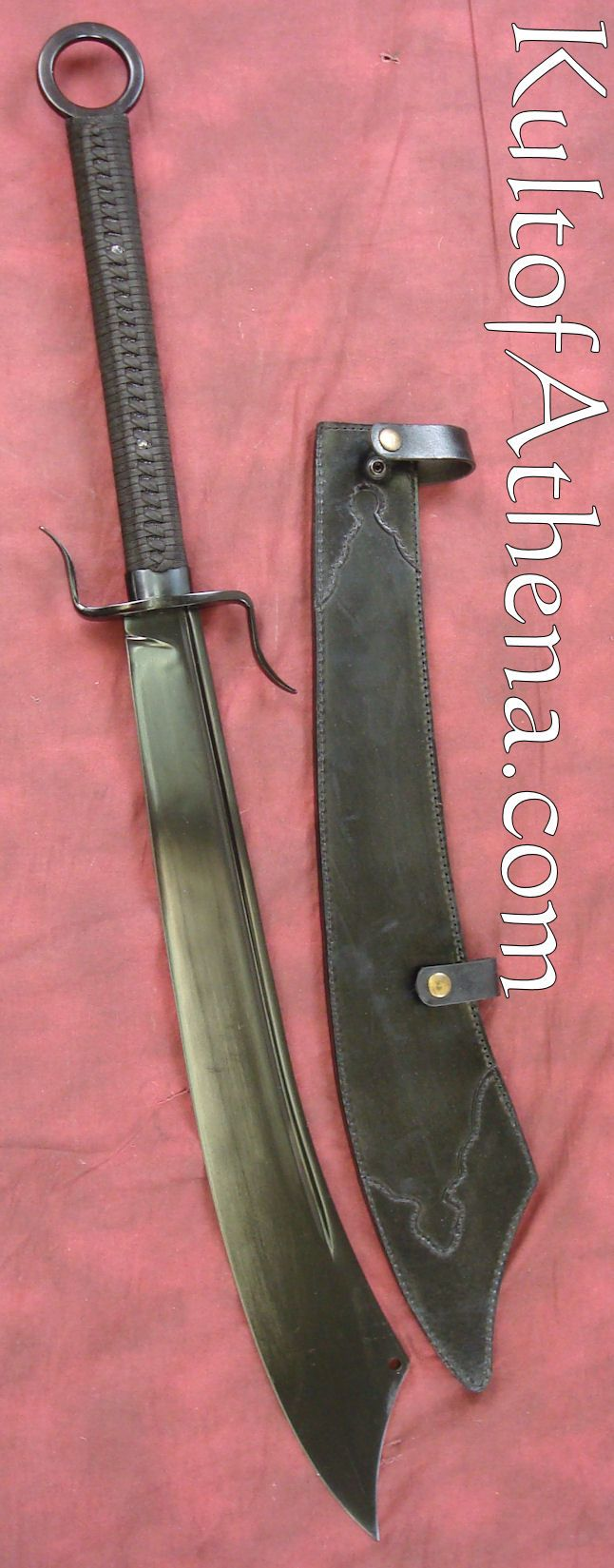 Cold Steel Chinese War Sword - Man at Arms Collection