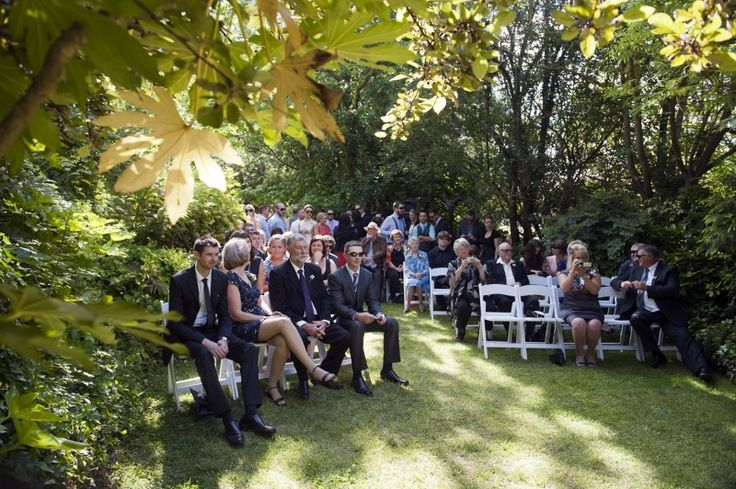 Ceremony @ Chateau Dore Winery