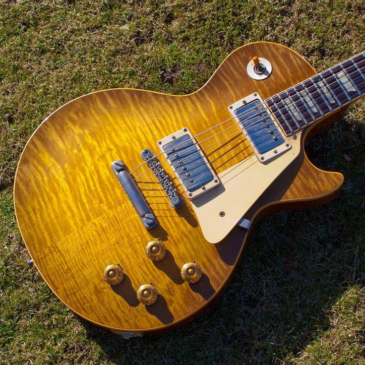 1959 Gibson Les Paul Standard 'Grainger Burst' | Reverb