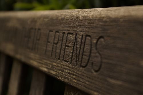 Love this - 9 Things a True Friend Would Never Do