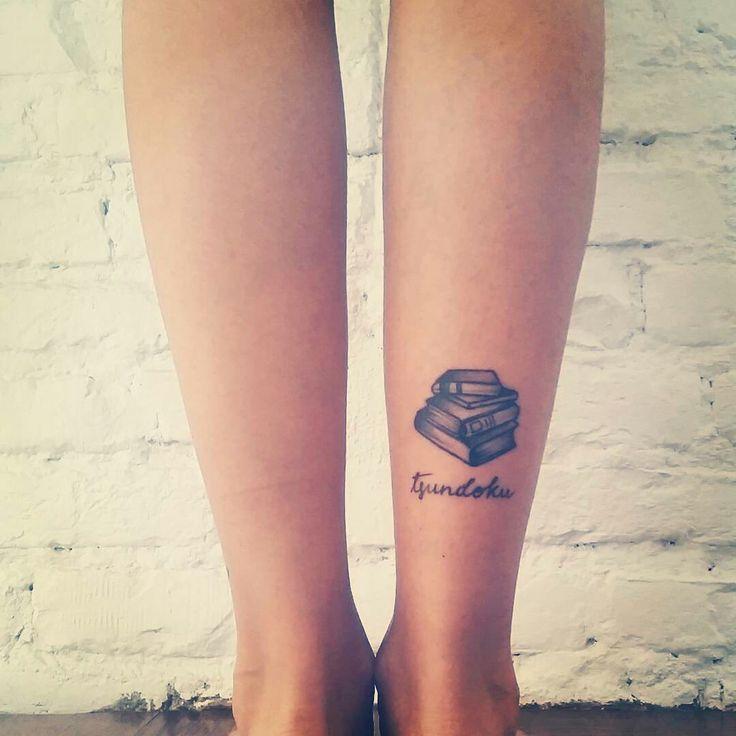 Il mio terzo tatuaggio / My third tattoo - libro, libri, caviglia, inchiostro, bianco e nero, parola, book, books, ankle, ink, black and white, word