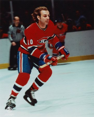 Guy Lafleur - Le Démon Blond**** I searched blond and my husbands favorite hockey player came up